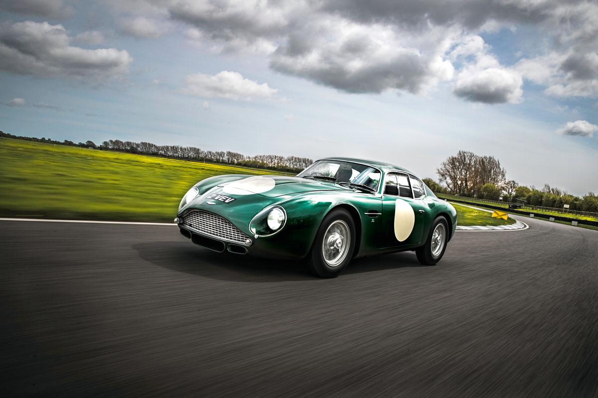 Aston Martin DB4 GT Zagato, #37, Auktionsrekord