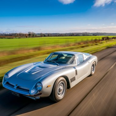 #41, Giotto Bizzarrini, 5300GT, Guy Berrymen