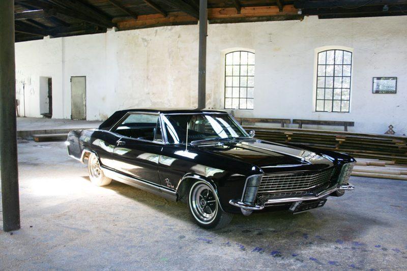 #25, Buick, Riviera, Design-Ikone