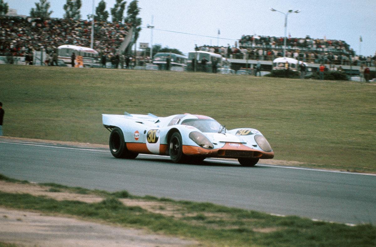 #37, Derek Bell, Porsche 917, Saison 1971, 1000 km Buenos Aires