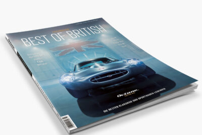 OCTANE Edition #03 Best of British