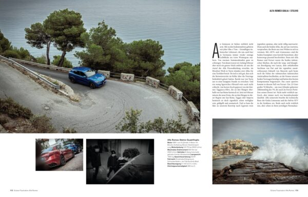 OCTANE Edition #05 Alfa Romeo