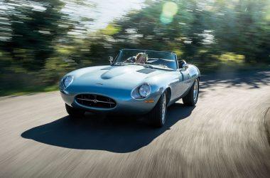 #29, Jaguar, E-Type, Eagle Spyder