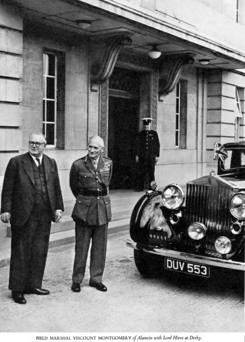 #32, Rolls-Royce, Phantom III