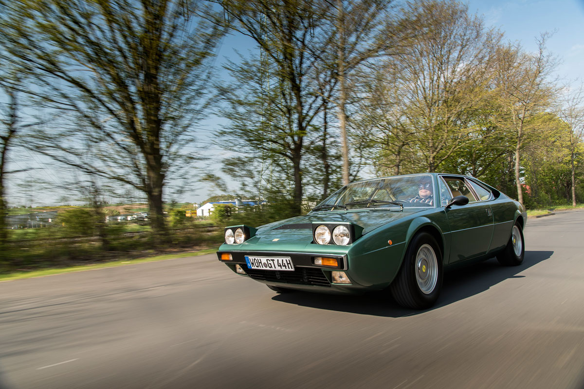 #29, Ferrari, Dino, 308 GT4