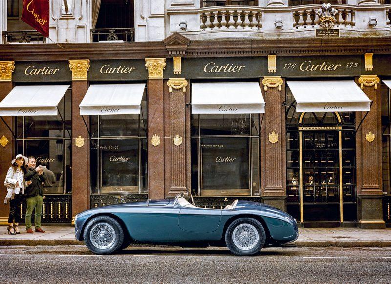 Ferrari 166 Mm Barchetta Octane Magazin