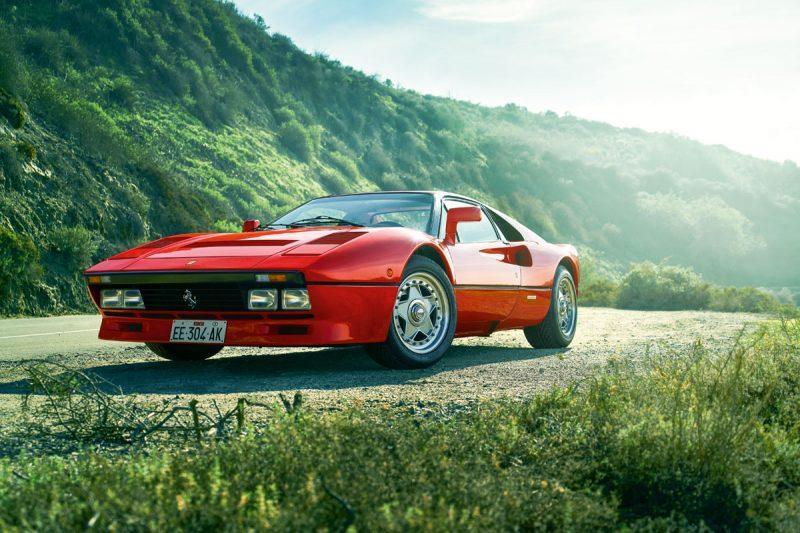 #31, Ferrari, 288GTO, Niki Lauda, Enzo Ferrari