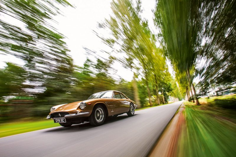 #34, Ferrari, Ferrari 500 Superfast, Britt Ekland