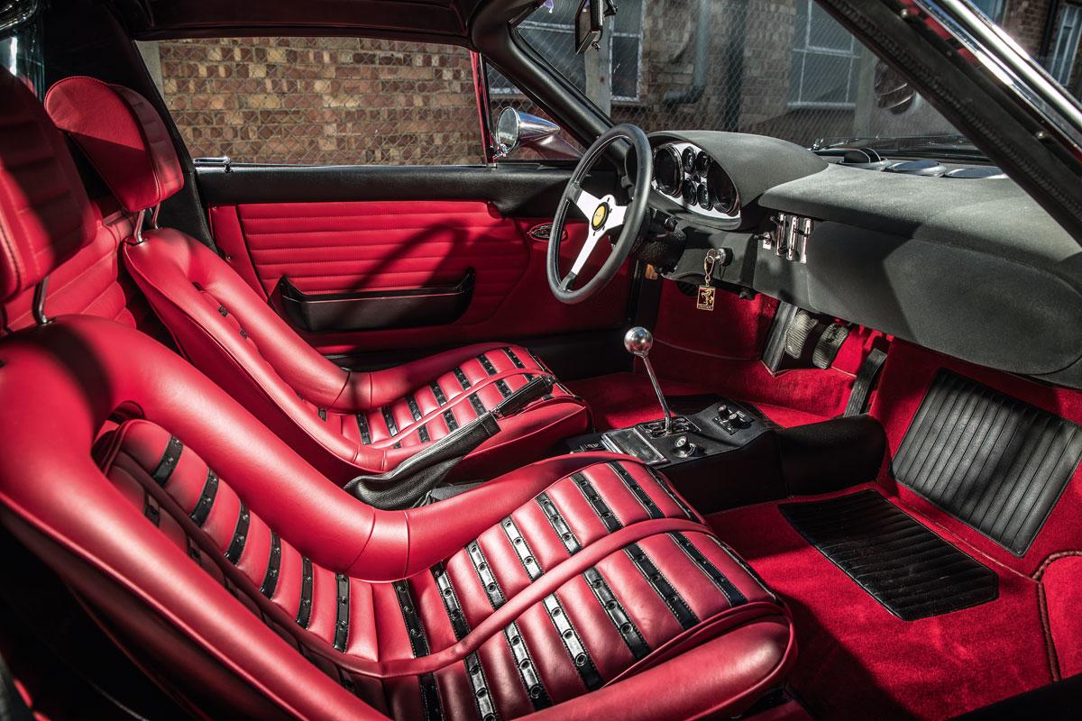 Ferrari Dino 246 V8