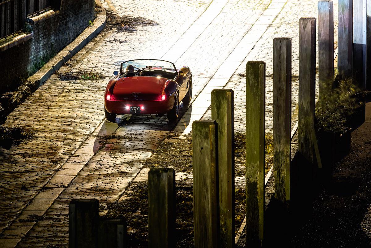 Ferrari 250, California Spyder, V12,