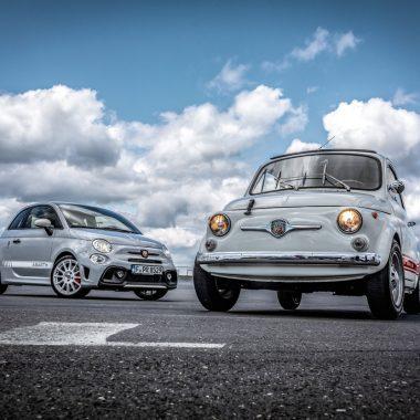 #41, Fiat, Abarth 595 essesse, Carlo Abarth