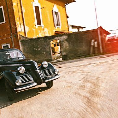 #28, Fiat, 1500 A, Touring, Berlinetta