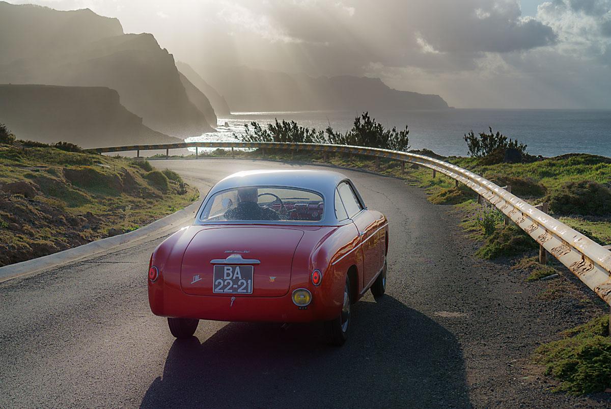 #24, Fiat 1100 TV, Coupé, Ghia,