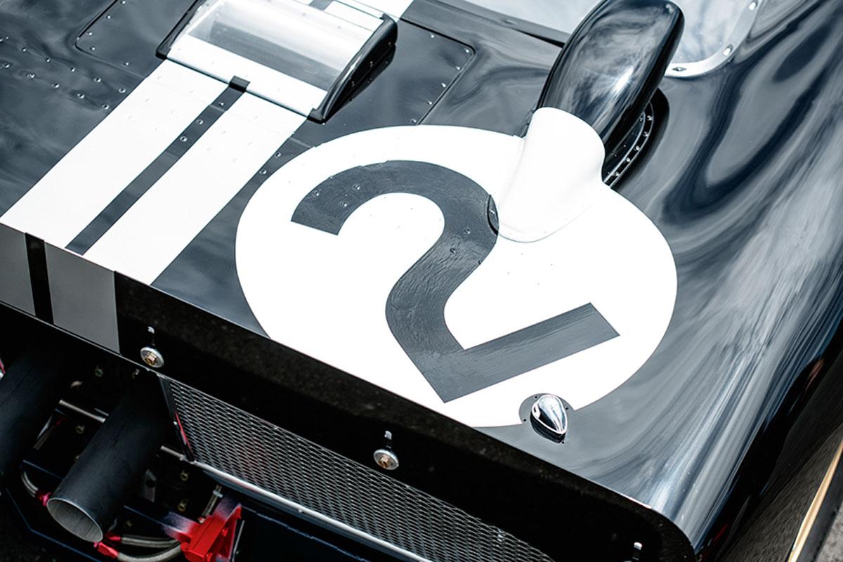 #26, Ford GT40, Le Mans, 24 Stunden von Le Mans,