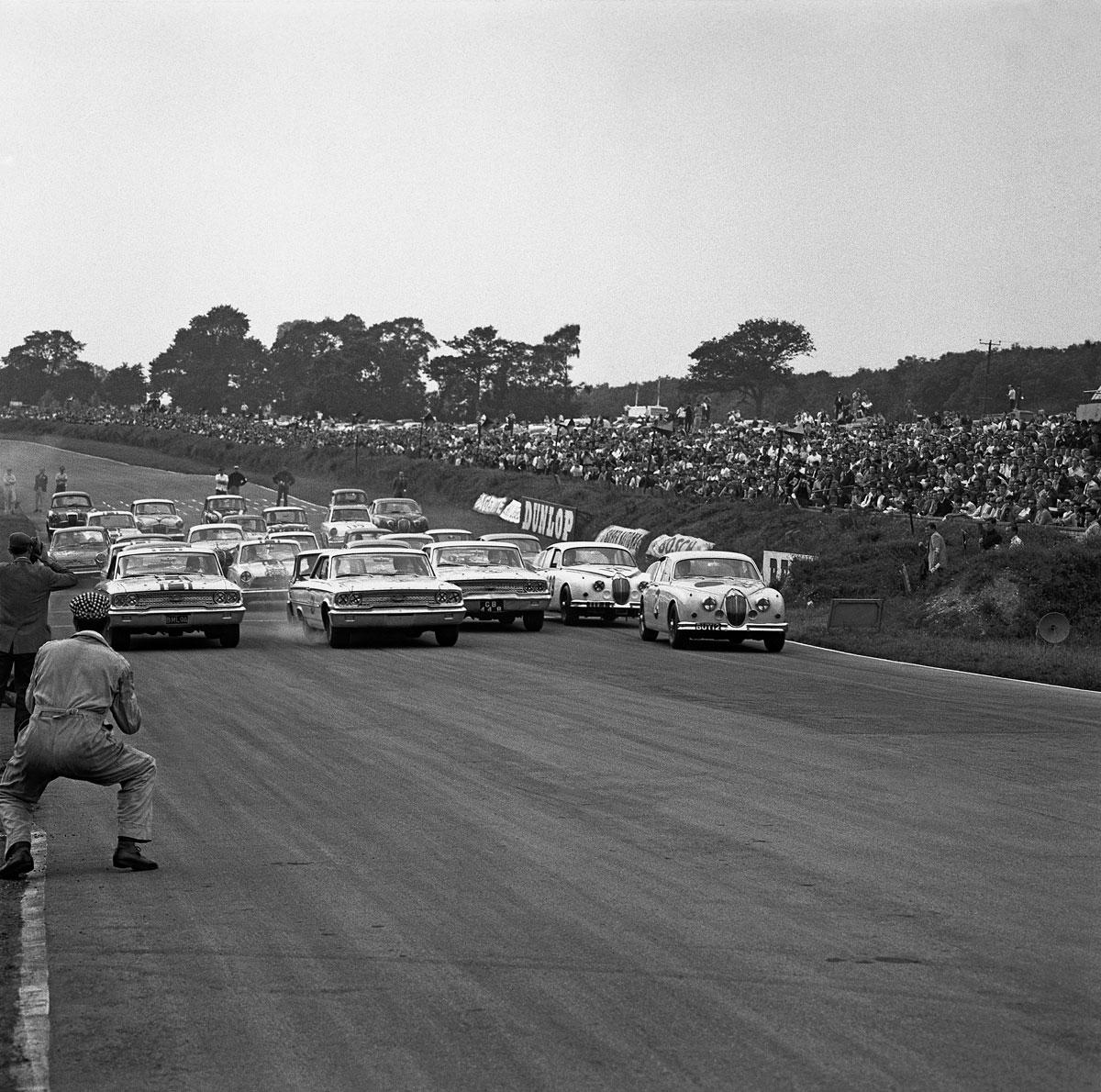 Ford, Galaxie, #34, Jack Sears, Renntourenwagen