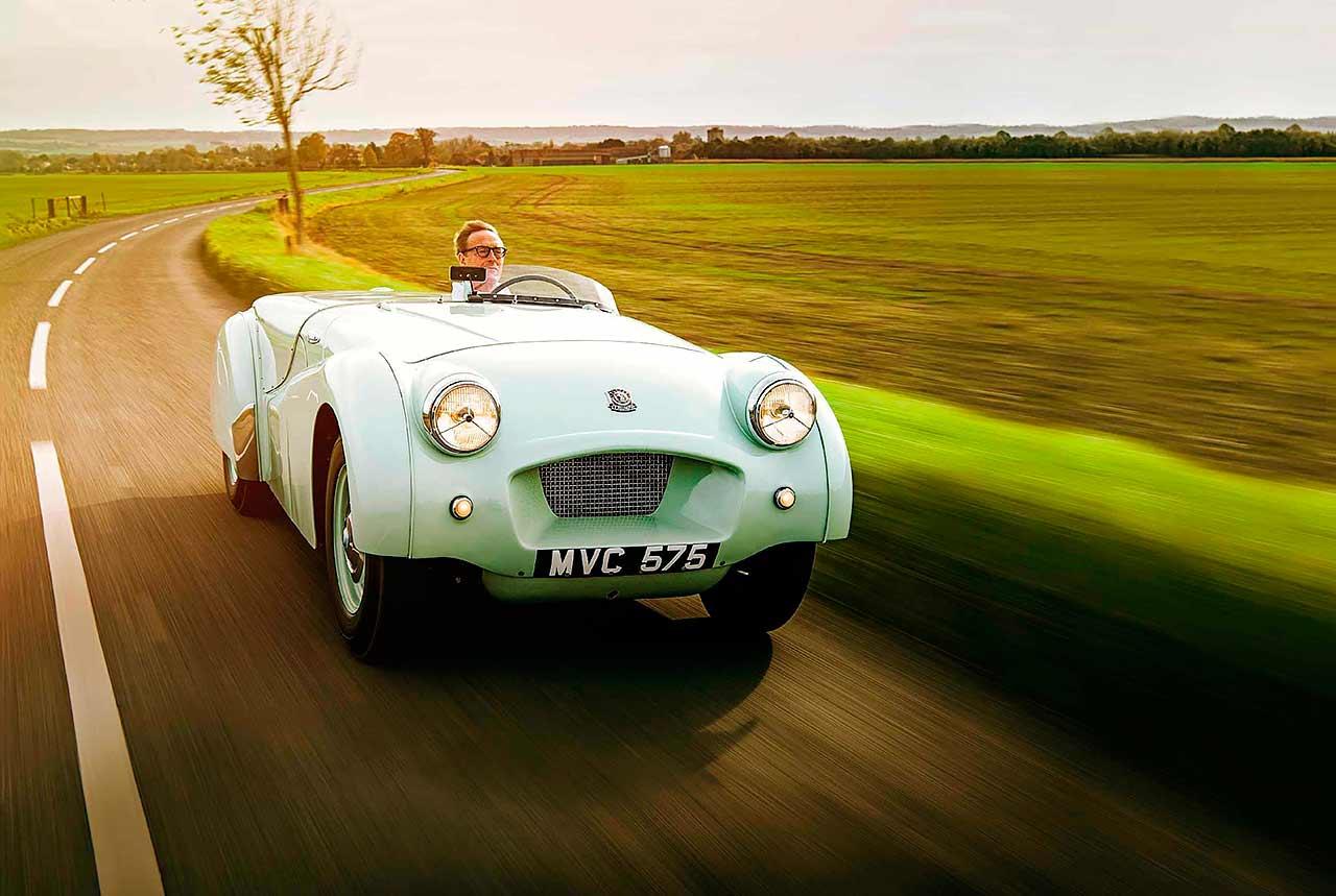 "Triumph TR2 ""Jbbeke"""