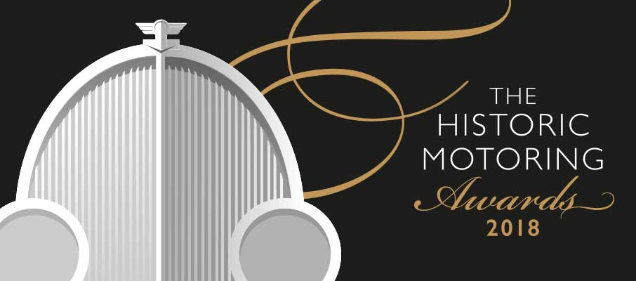 OCTANE Historic Motoring Award 2018