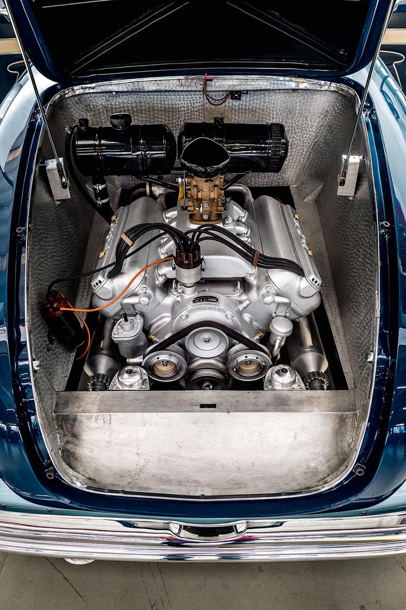 Isotta Fraschini, Heckmotor-V8, Octane, #35
