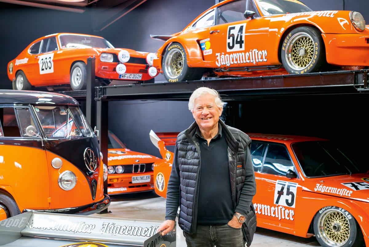 #31, Jägermeister, Ecke Schimpf, Günter Mast,Porsche, BMW, Ford,