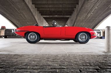 Jaguar, E-Type, #23, London, Cabrio