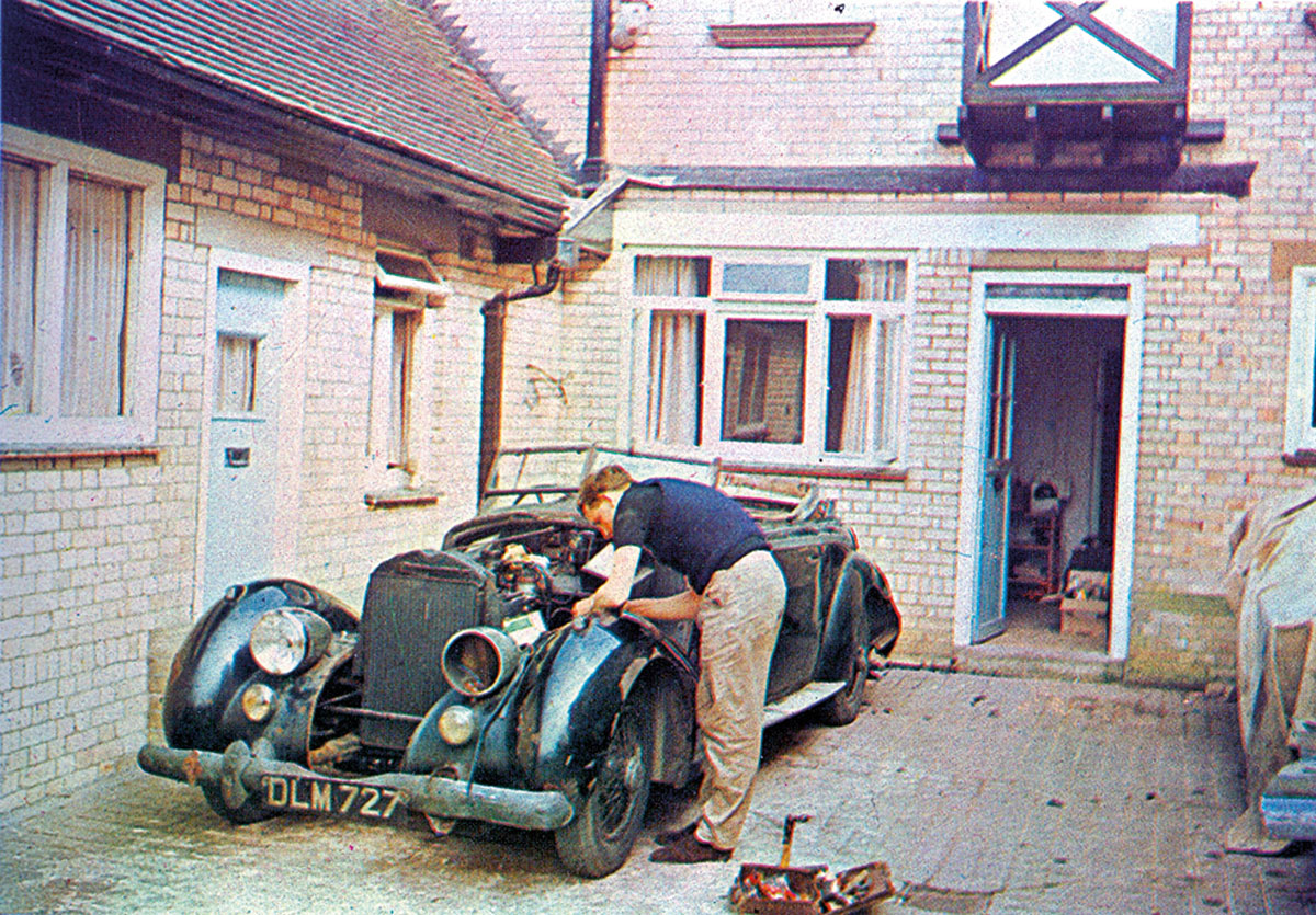 #27, Lancia, Astura, Pinin Farina, Pininfarina, Vorkrieg