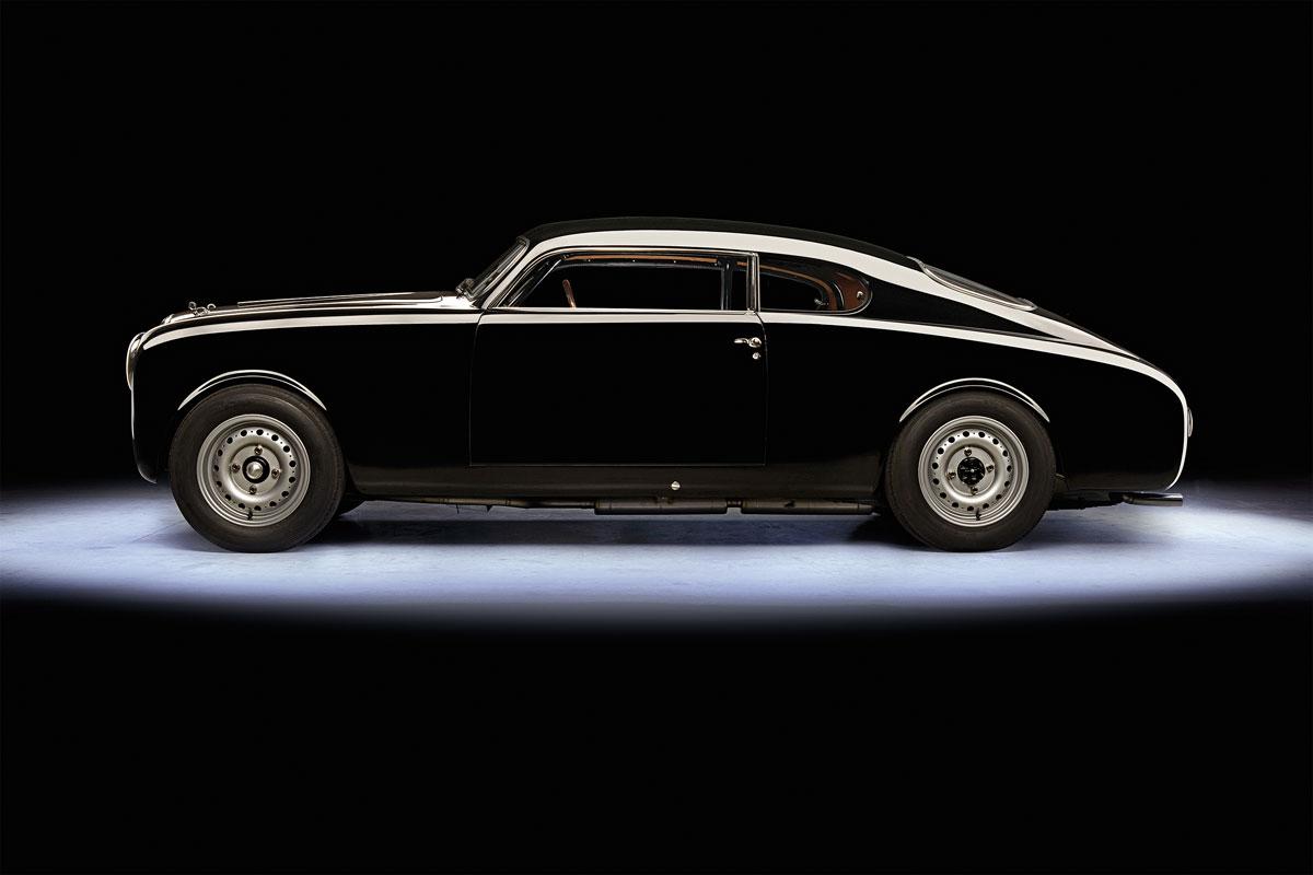 #30, Lancia, Aurelia B20 GT, Outlaw