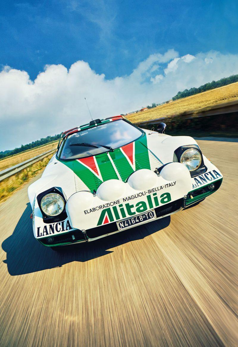#28, Lancia, Stratos HF, Sandro Munari, Rallye Monte Carlo