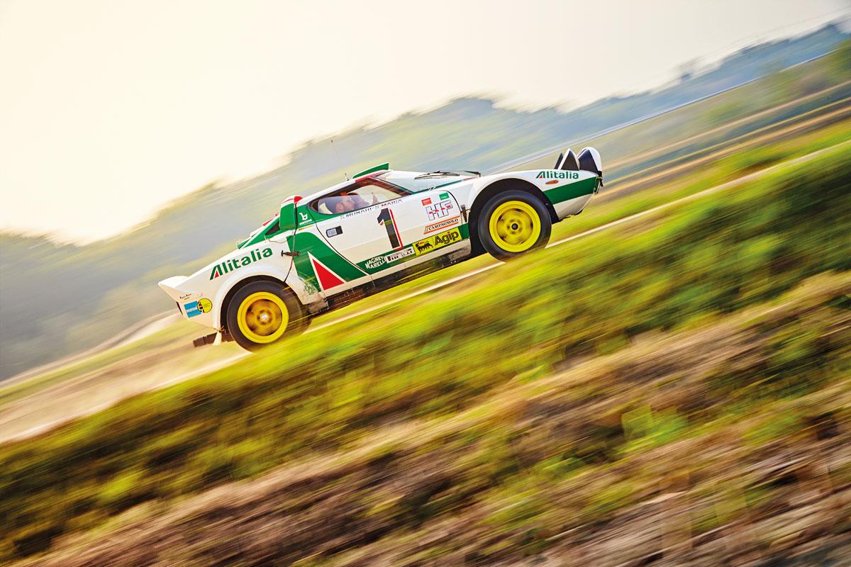 #28, Lancia, Stratos HF, Sandro Funari, Rallye Monte Carlo
