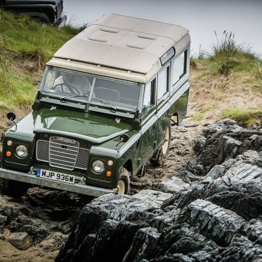 Land Rover, Serie 1, Prototyp, Isle of Islay