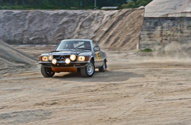 #32, Mercese-Benz, 450 SLC, Rallye, Waxenberger