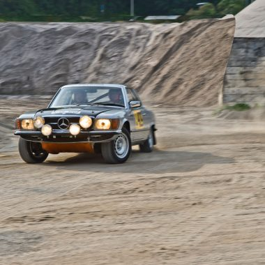 #32, Mercese-Benz, 450 SLC, Rallye, Waxenberger