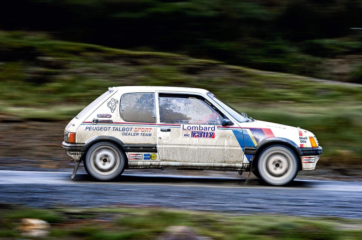 #29, Peugeot, 205 GTO Gruppe A, Rallye,