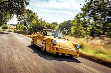 #40, Porsche, 964 Carrera RSR 3.8, Fahrmaschine,