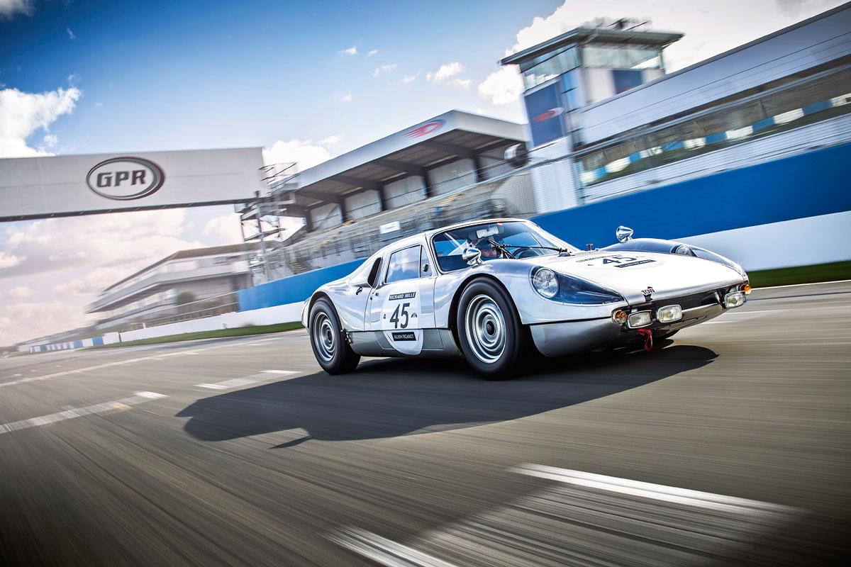 Porsche, 904/6, Rennwagen, 24 Stunden von LeMans