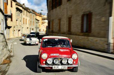 #29, Rallye Monte Carlo, Rauno Aaltonen, Mini Cooper S