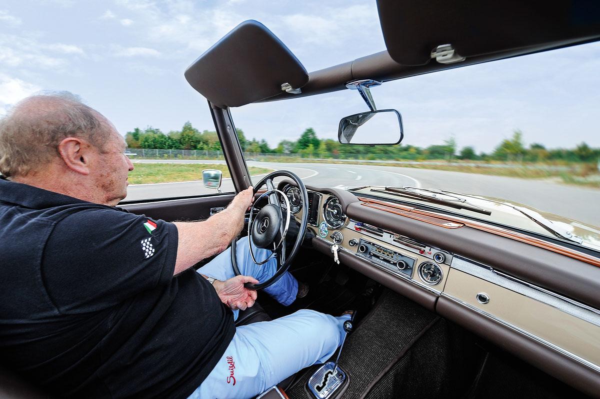 #37, Oldtimerreifen, MOR, Vredestein, JochenMass, Mercedes Pagode, Triumph TR4, BMW 02