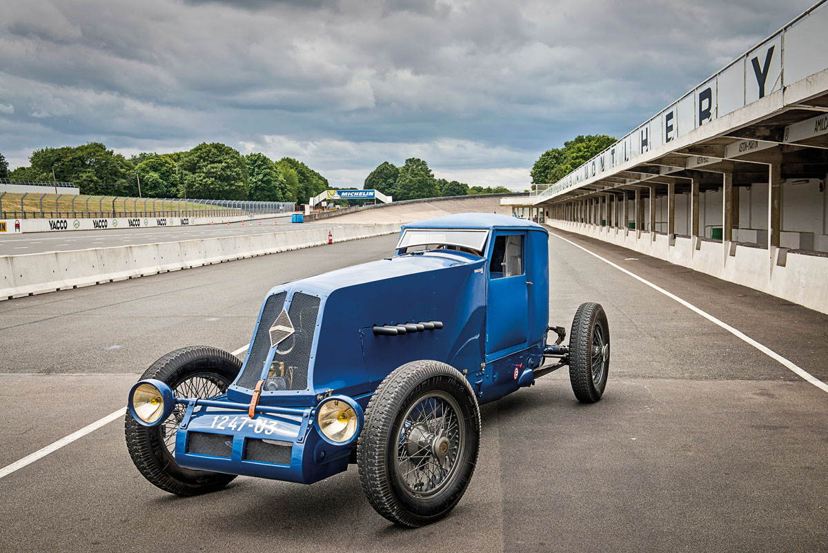 #22, Renault, 40CV, Rekordwagen, 1926, Montlhlery