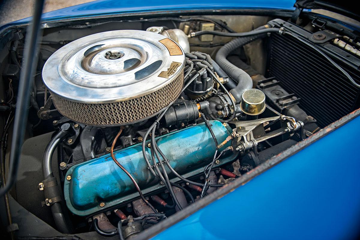 #27, AC Cobra, Shelby, Bristol, CSX2000