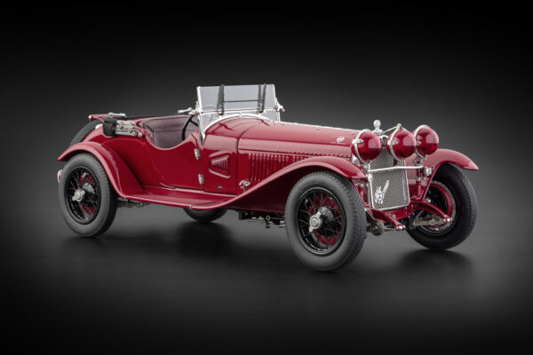 "Alfa-Romeo 6C1750 GS CMC-Modell ""Final Edition"""
