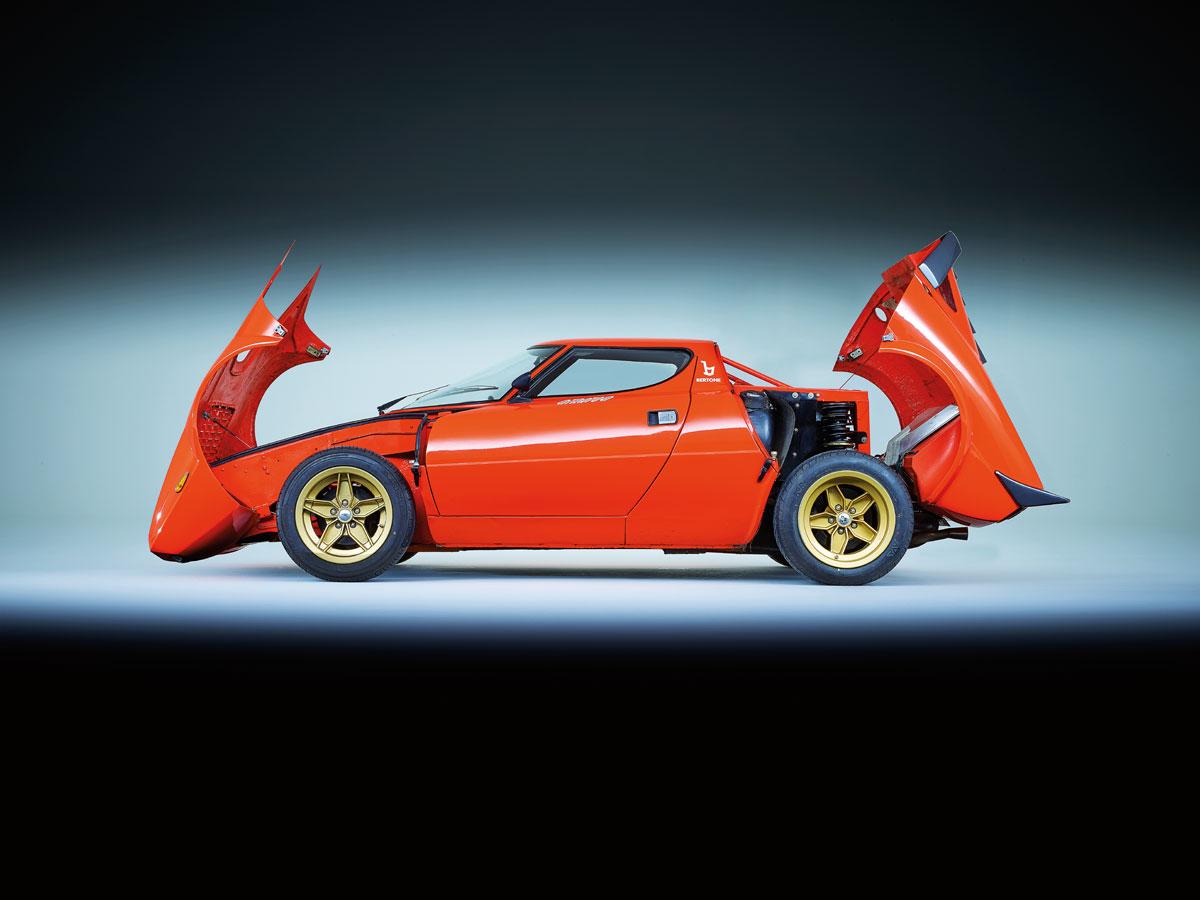 #20, Lancia, Stratos, Mittelmotor, Sandro Funari, Rallye-Weltmeister