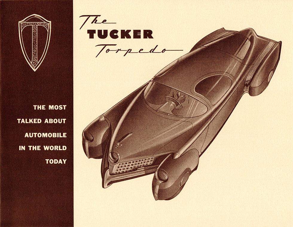 #33, Tucker 48, Torpedo