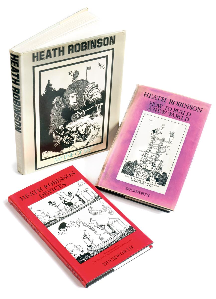 Bücher von Heath Robinson