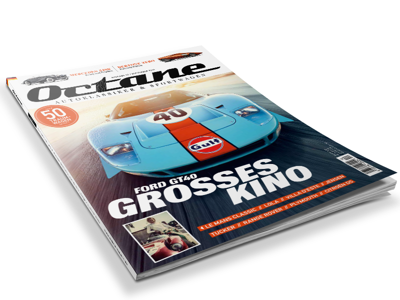 OCTANE, Edition 02, Mercedes-Benz