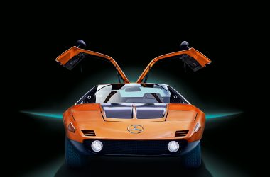 #19, Mercedes, C111, Prototyp, Wankelmotor, Flügeltürer