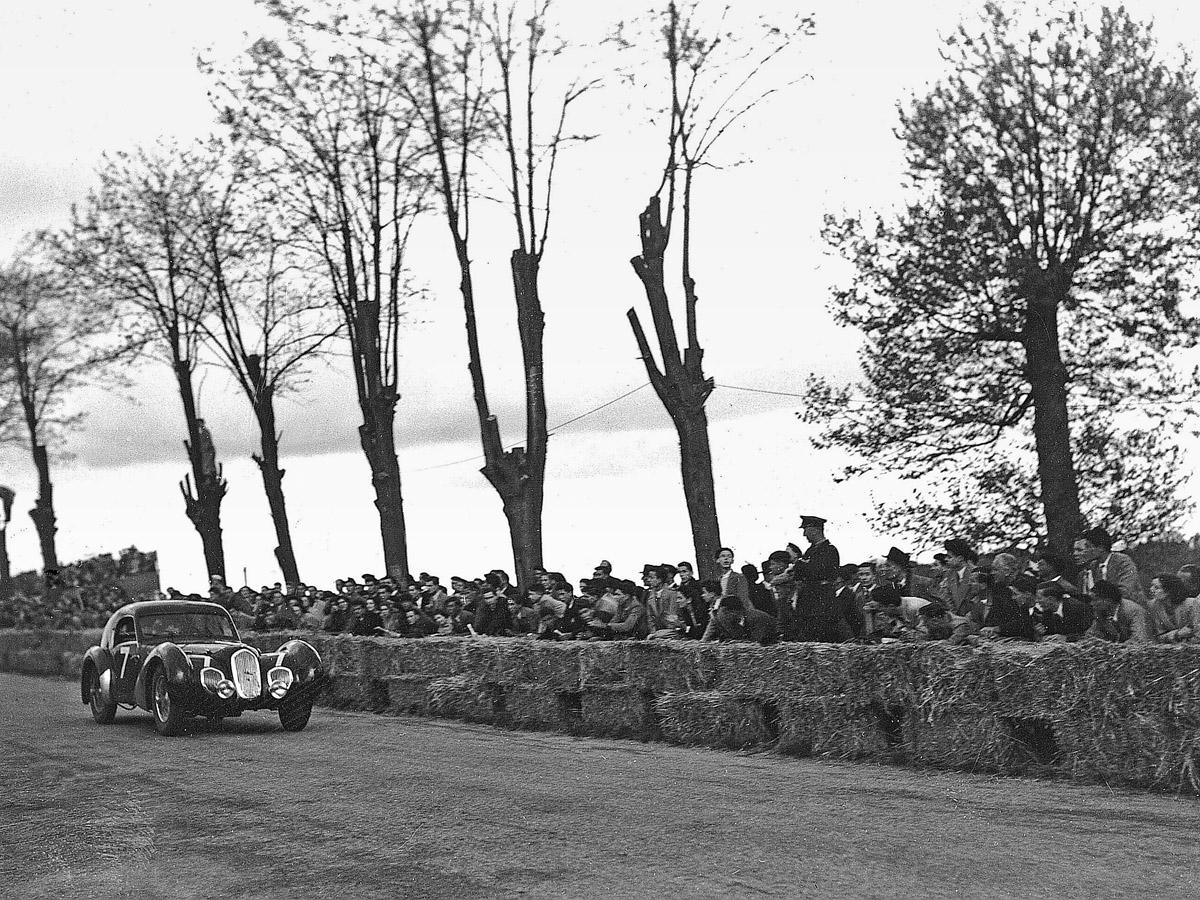 Talbot-Lago Fahrzeugdetails und historische Renneinsätze