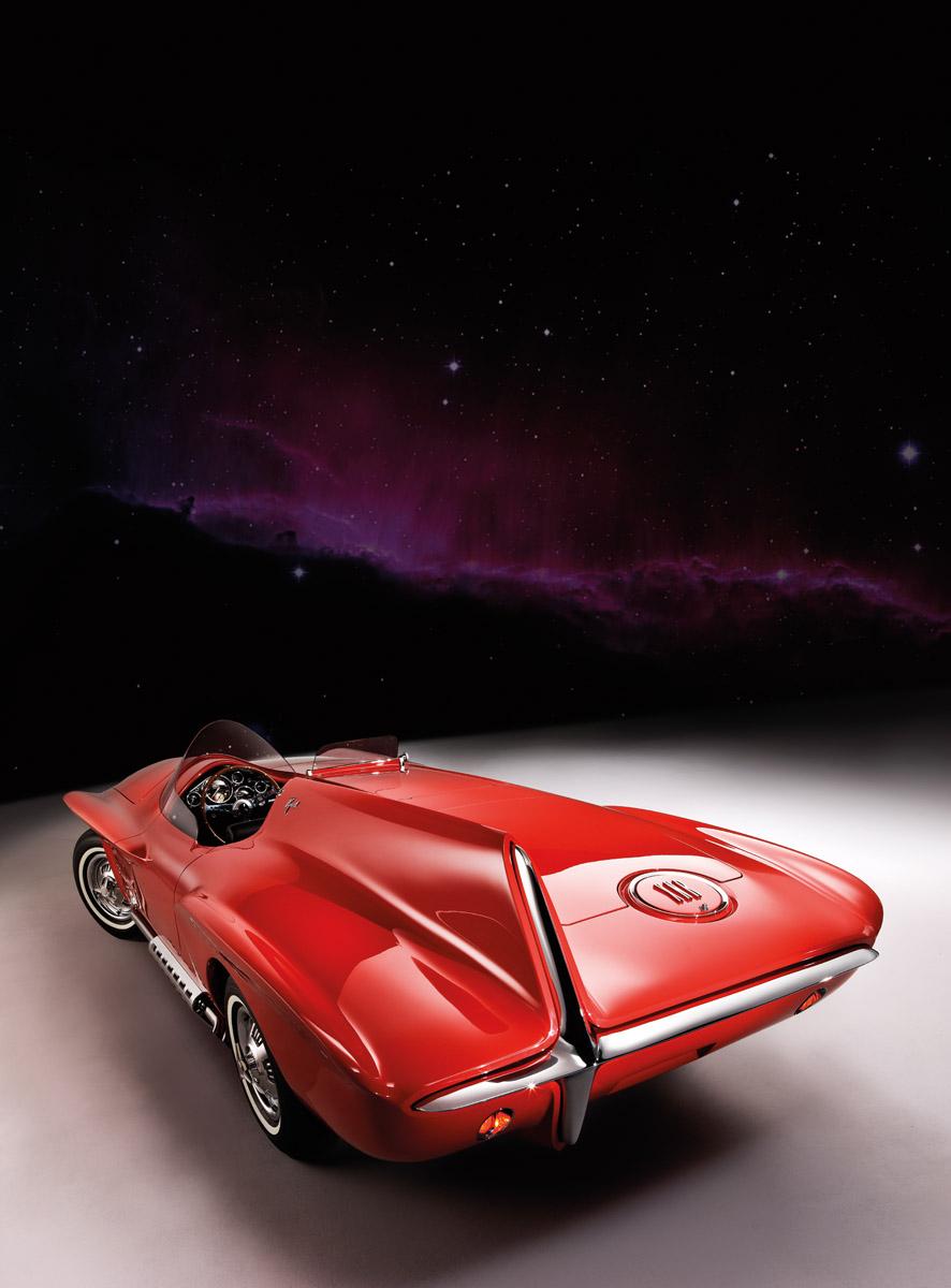 Plymouth XNR Details und verschiedene Perspektiven