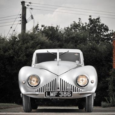 Aston Martin Atom frontal