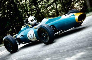 Der Brabham BT3 fährt 2013 wieder auf der Solitude.