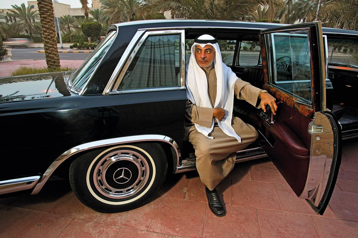 Mercedes-Benz 600 Pullman Details