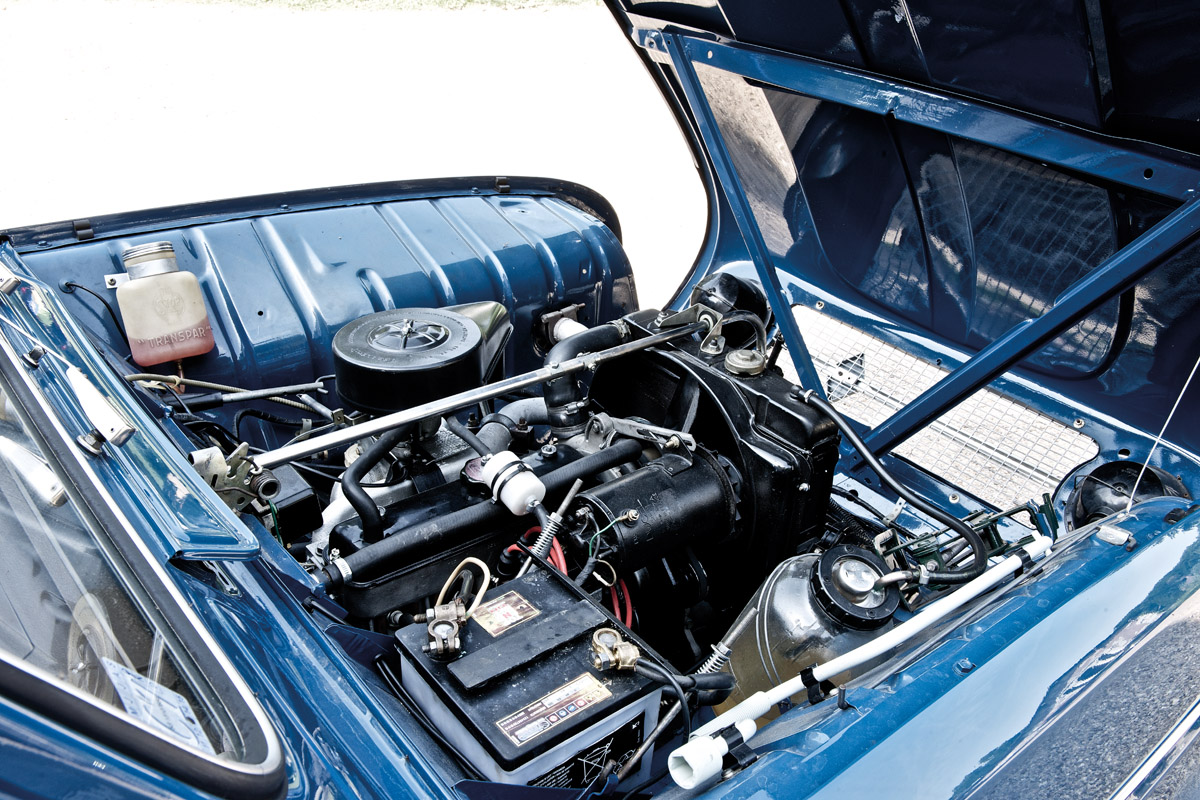 Renault 4 und Details